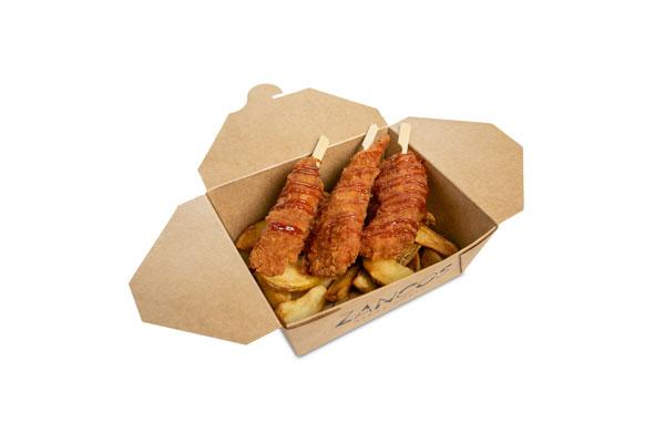 BBQ chicken Fillets 3pz.