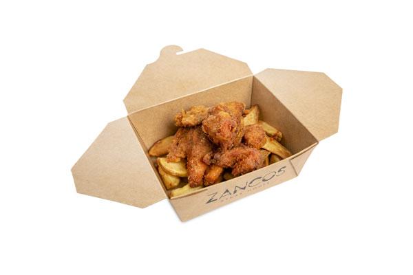 Nuggets di pollo 6pz.